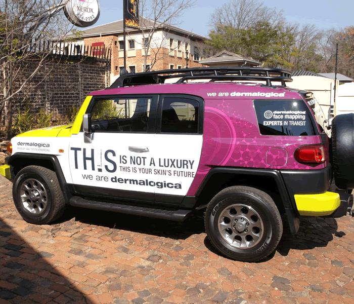 Vehicle Branding 2