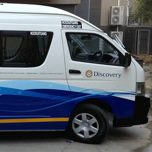 Vehicle Branding Example 5